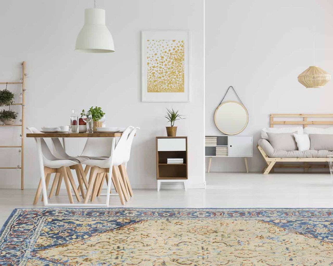 persian rugs home interior affordable