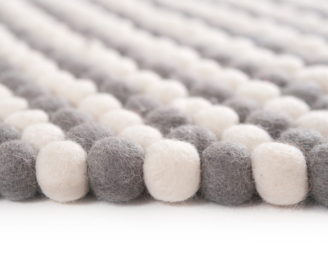 white grey france wool carpet